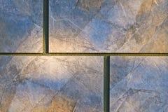 Hintergrund der Blockwand Stockbild