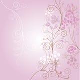 Hintergrund der Blumen Lizenzfreie Stockfotos