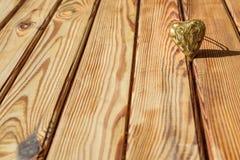 Hintergrund der braunen hölzernen Planke Lizenzfreies Stockfoto