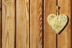 Hintergrund der braunen hölzernen Planke Stockfotos