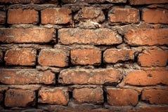 Hintergrund der bunten Backsteinmauerbeschaffenheit maurerarbeit Lizenzfreie Stockfotos