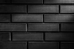 Hintergrund der dunklen Wand mit heller Stelle Lizenzfreie Stockbilder