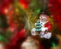 Hintergrund der frohen Weihnachten Lizenzfreie Stockfotos