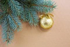 Hintergrund der frohen Weihnachten und des glücklichen neuen Jahres Stockbilder
