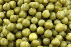 Hintergrund der grünen Erbsen lizenzfreies stockfoto