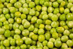 Hintergrund der grünen Erbsen Lizenzfreie Stockbilder