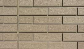 Hintergrund der grauen Backsteinmauer Lizenzfreie Stockfotografie