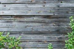 Hintergrund der hölzernen Planken Stockfotografie