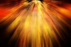 Hintergrund der hellen Strahlen lizenzfreie stockbilder