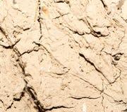 Hintergrund der Lehmwand Stockbild