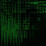 Hintergrund der Matrix Hoch-Res Stockfotografie