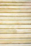 Hintergrund der mit Ziegeln gedeckten hölzernen Panels Stockfotografie