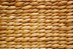 Hintergrund der natürlichen Faser Lizenzfreies Stockbild