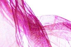Hintergrund der rosa Filetarbeit Lizenzfreie Stockfotos