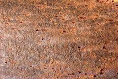 Hintergrund der rostigen alten Metall- und Eisenmusterbeschaffenheit, Kopienraum Stockfotos