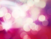Hintergrund der roten Lichter Lizenzfreies Stockbild