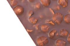 Hintergrund der süßen Milch der Schokolade Lizenzfreie Stockfotos