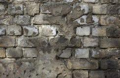 Hintergrund der schmutzigen Backsteinmauer der alten Weinlese Lizenzfreies Stockfoto