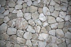 Hintergrund der Steinwandbeschaffenheit Lizenzfreies Stockbild