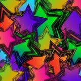 Hintergrund der Sterne Stockbilder