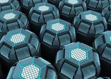 Hintergrund der Technologie Lizenzfreie Stockbilder