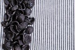 Hintergrund der trockenen Teigwaren Stockbilder
