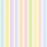 Hintergrund der vertikalen Streifen mit japanischem traditionellem Design lizenzfreie abbildung