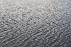 Hintergrund der Wasseroberfläche Lizenzfreie Stockfotografie