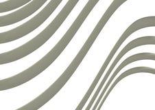 Hintergrund der wellenförmigen Zeilen Lizenzfreies Stockbild
