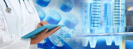 Hintergrund der wissenschaftlichen Forschung lizenzfreie stockbilder