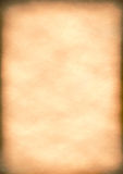 Hintergrund des alten Menüs mit Weinleseflaschen… Stockfoto
