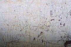 Hintergrund des alten Metalls Stockfotografie