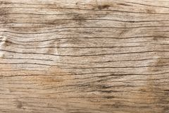 Hintergrund des alten trockenen Holzes Lizenzfreies Stockfoto