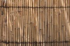 Hintergrund des Bambusses Lizenzfreies Stockfoto