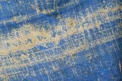 Hintergrund des blauen Nylons Lizenzfreie Stockfotografie