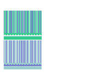 Hintergrund des blauen Schätzchens Lizenzfreie Stockfotos