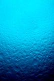 Hintergrund des blauen Wassers Stockbilder