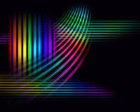 Hintergrund des breiten Spektrums Stockbild