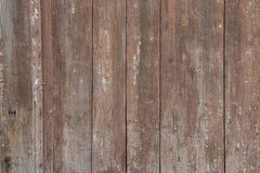 Hintergrund des Bretterzauns mit Kratzern und Stellen der alten Farbe lizenzfreies stockbild