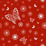 Hintergrund des bunten Schmetterlingsfliegens Stockbilder