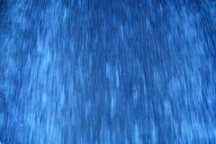 Hintergrund des flüssigen Wassers Stockfotos