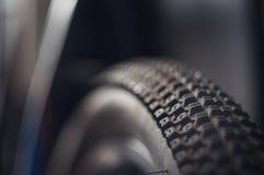 Hintergrund des Fragments des Fahrrades Stockbilder