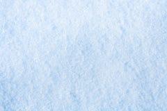 Hintergrund des frischen Schnees Stockfotografie