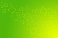 Hintergrund des gelben Grüns Stockfoto