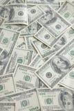 Hintergrund des Geldes Stockfoto
