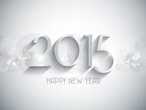 Hintergrund des glücklichen neuen Jahres Lizenzfreies Stockbild