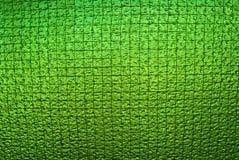 Hintergrund des grünen Glases Stockfotografie