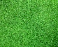 Hintergrund des grünen Grases des Golfs Lizenzfreies Stockbild