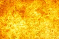 Hintergrund des großen Feuers Stockfotografie