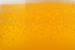 Hintergrund des hellen Bieres Lizenzfreies Stockbild